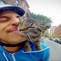 GoPro: Cat Bike Guy - Philadelphia, PA