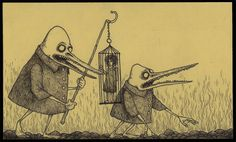 I mostri di John Kenn Mortensen   Plutonia Experiment