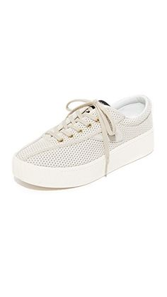 TRETORN | Nylite Bold III Perforated Platform Sneakers #Shoes #TRETORN