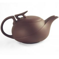 Yixing teapots.