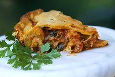 Menu Musings of a Modern American Mom: Crawfish Pie