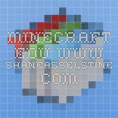 Minecraft Edu www.shaneasselstine.com