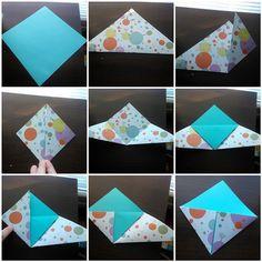 Origami bookmark by Sukkasilla, via Flickr