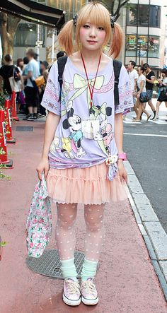 BOWS + ARROW x KAWAII: + how to dress: Fairy Kei style