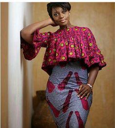~African fashion, Ankara, kitenge, kente, African women dresses, African prints, Braids, Nigerian wedding, Ghanaian fashion, African wedding ~DKK