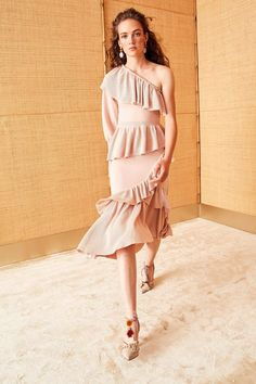Ulla Johnson Resort 2018 Fashion Show