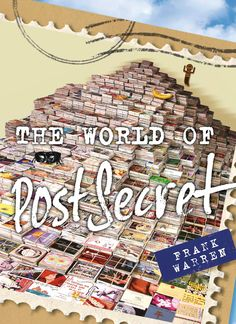 Give the woman you tell all your secrets this book, in which people all over the world share their closely guarded secrets via postcard. The World of PostSecret, $19.99  -Cosmopolitan.com
