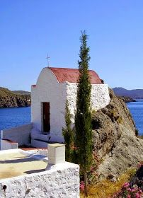 Patmos Island (Dodecanese), Greece - would love to see it Mykonos, Santorini, Albania, Bulgaria, Scenery Pictures, Greece Islands, Europe, Macedonia, Ancient Greece