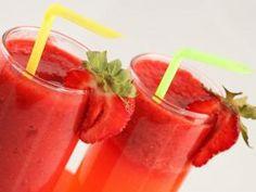 Recette Smoothie hydratant pastèque-concombre à l'ylang-ylang - Feminin Bio