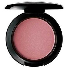 """MAC """"Plum Foolery"""" Blush: This blush is the PERFECT fall color! It is a neutral berry color with hints of shimmer. This retails for $22.00."""