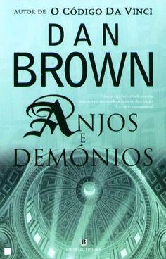Era uma vez... a Biblioteca da DriKa: Anjos E Demónios, DAN BROWN, Bertrand Editora