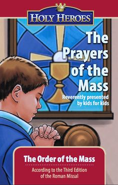 First Communion gift idea: Booklet: Best-Loved Catholic Prayers & Prayers of the Mass. Catholic Prayer Book, Catholic Books, Catholic Prayers, Catholic Traditions, Catholic Mass, Catholic Altar, Roman Catholic, Ccd Activities, Saints