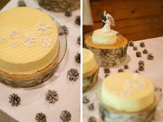 Themed Wedding Cakes, Finland, Vanilla Cake, Classic, Winter, Desserts, Food, Derby, Winter Time