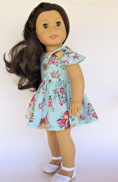 Hey, I found this really awesome Etsy listing at https://www.etsy.com/listing/595948083/18-inch-girl-doll-clothes-cold-shoulder