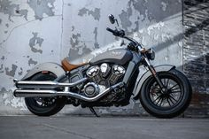 Polaris Pulls The Curtain Back On The Gorgeous 2015 Indian Scout Motorcycle