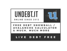 How to get out of debt with the debt snowball method. Let's turn your debt into a snowball! The debt snowball method is the best way to say good-bye to all of that debt, once and for all Debt Snowball Calculator, Debt Snowball Worksheet, 52 Week Savings Challenge, Calculator Words, Debt Free Living, Financial Peace, Student Loan Debt, Savings Plan, Budgeting Money