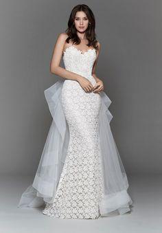 Tara Keely Sweetheart Mermaid Gown | KleinfeldBridal.com