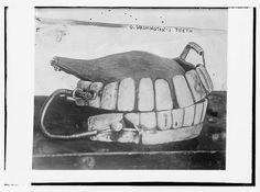 G. Washington's teeth