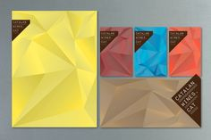Stationary, Catalan wines promo project by toormix