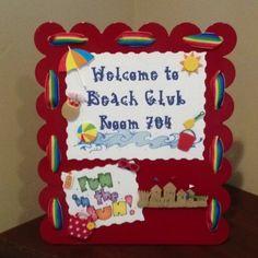 Beach Theme Classroom