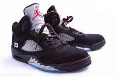 abac937ca498 Outlet Deals  Jordan V Black Metallic - Kicks Deals - Official Website