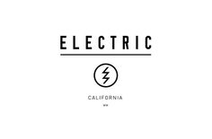 Electric logo design by Electric Visual