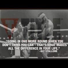 Motivation quote box