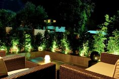 10 Awesome DIY Patio Lighting projects you might create for your backyard spaces Rustic Outdoor Decor, Outdoor Garden Lighting, Patio Lighting, Exterior Lighting, Lighting Ideas, Lighting Design, Led, Diy Terrasse, Diy Patio