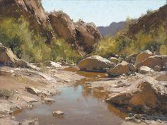 Matt Smith Watercolor Landscape, Landscape Art, Landscape Paintings, Watercolor Paintings, Classic Paintings, Paintings I Love, Les Continents, Desert Art, Mountain Paintings