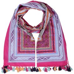 cute stuff : cute stuff, Schal, Inker Ethno, pink Winter, Cute, Pink, Fashion, En Vogue, Scarves, Winter Time, Moda, La Mode