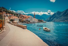 Imagine cities and towns as old as Greece, the tranquil calm and sapphire beaches of Croatia and the mammoth, snowy, ice-capped peaks of Switzerland.