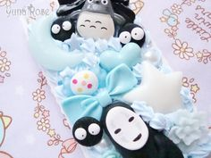 PORTFOLIO  Kawaii Cute Decoden Cases for Phones by YunaRose