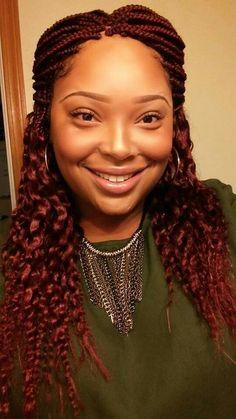 Micro Braids by Amina African Hair Braiding located in Lakewood,WA