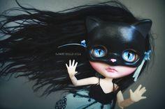 Blythe Cat Woman