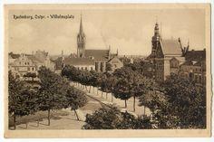 Rastenburg / Ostpreußen, Wilhelmsplatz