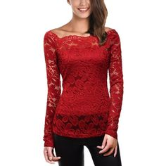 DJT Womens Boat Neck Floral Lace Raglan Long Sleeve Shirt Top ($21) ❤ liked on Polyvore featuring tops, t-shirts, raglan shirts, floral shirt, raglan tee, floral t shirt and t shirt