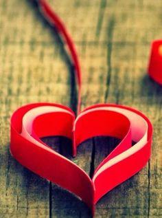 Wallpapers corazon rojo iPhone 5s | Fondos para iPhone