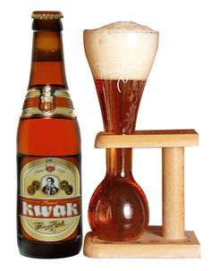 Kwak - I can never get my hands on this one. Maybe I should start a wishlist. Also, I want that glass.