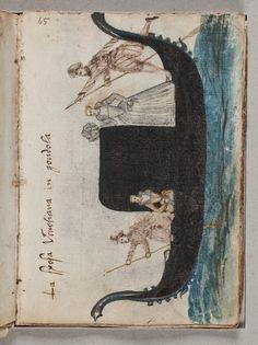 Illustratie / in het album amicorum van Gerard van Hacfort