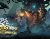 El-bosque-Embrujado-HearthStone Ios, Android, Movie Posters, Movies, The World, Card Games, Woods, Cards, Films