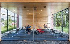 Gallery of Varina Area Library / BCWH Architects - 25