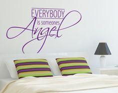 Wandtattoo Someones Angel #Angel