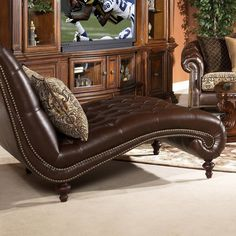 Fairmont Designs Furniture 384-15pcd Estates Ii Chaise Lounge