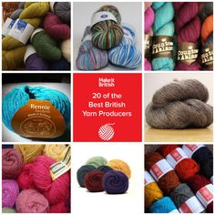 Selected as one of the 20 Best British Yarn Producers, we're proud to be on the top list! More details here: http://buff.ly/2kVoKIq