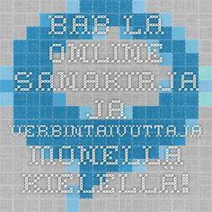 bab.la Online sanakirja ja verbintaivuttaja monella kielellä!