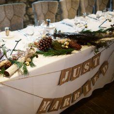 rustic winter wedding | Rustic Winter Wedding in Cambridge, Ontario - TodaysBride.ca