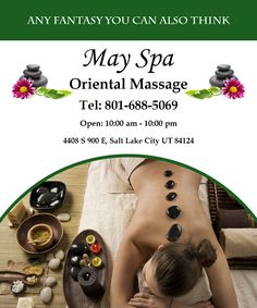 Massage parlors in salt lake city
