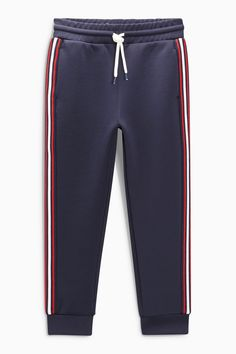 Buy Navy Tracksheen Joggers (3-16yrs) from the Next UK online shop ae1a8db116