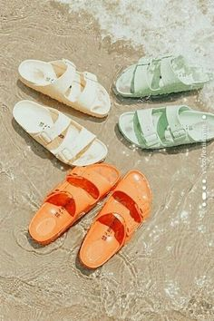 Orange Aesthetic, Summer Aesthetic, Aesthetic Backgrounds, Aesthetic Wallpapers, Images Esthétiques, Accesorios Casual, Aesthetic Shoes, Birkenstocks, Hype Shoes
