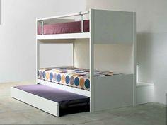 TAZEBAO Bunk bed by Lema design Enzo Calabrese, Fabio Meliota, Geert Koster